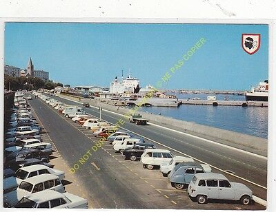 CP CORSE 20200 BASTIA nouveau parking autos & Port de Commerce Edit GAL 119