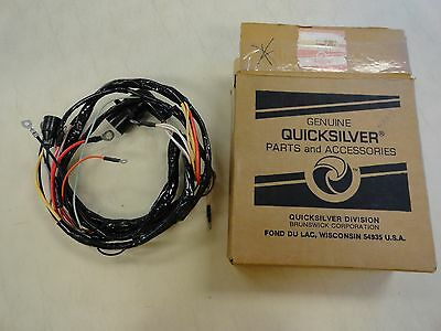 Tracker 39544A1 Mercury Quicksilver Engine Wiring Harness Marine Boat