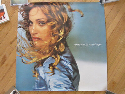 MADONNA Ray of light Promo Poster 24x24