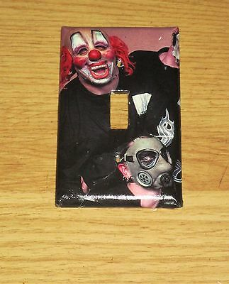 SLIPKNOT METAL ROCK LEGEND BAND MEMBERS Light Switch Cover Plate #17