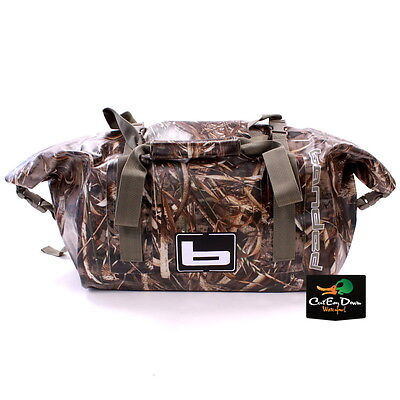 New Banded Arc Welded Wader Gear Bag Max-5 Camo Waterproof Blind Storage