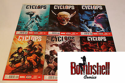 Cyclops 6 7 8 9 10 11 Complete Comic Lot Run Set Collection Marvel