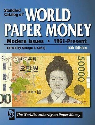 Standard Catalog of World Paper Money, Vol. 3 (16. Auflage 2010, gut erhalten)