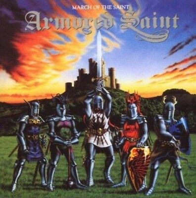 Armored Saint - March Of The Saint (NEW CD)