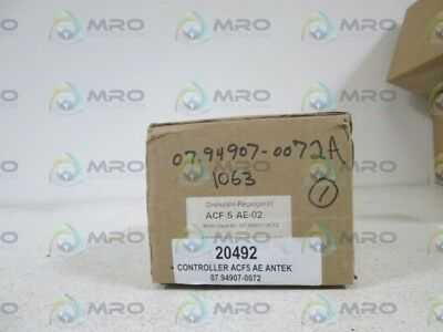 Man Roland Control Unit Acf5Ae *new In Box*