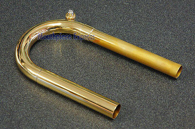 Yamaha Z Rounded Tuning Slide, Yellow Brass By MK Drawing and Bending