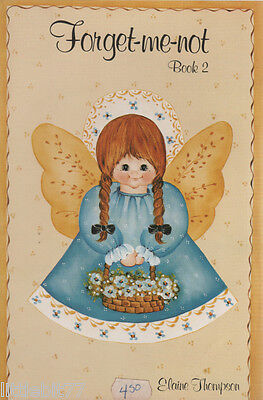Forget-me-not Book 2 Small Magazine by Elaine Thompson