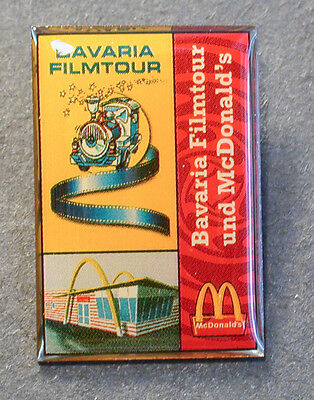 Pin Mcdonald´s  Bavaria Filmtour  (An2402)