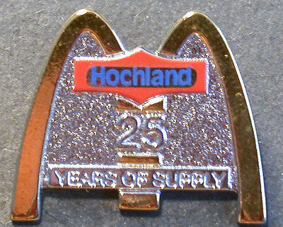 Pin Mcdonald´s Hochland 25 Years  (An2417)