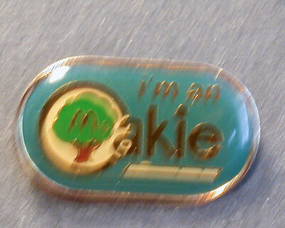 Pin Mcdonald´s I´m An Oakie Mc Donald Pin  (An2420)