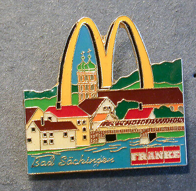 Pin Mcdonald´s Bad Sachingen   (An2437)