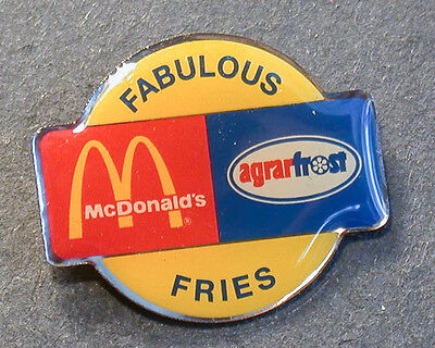 Pin Mcdonald´s Fabulous Fries  (An2439)