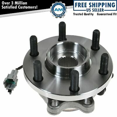 Front Wheel Hub & Bearing Assembly for Frontier Pathfinder Pickup Truck