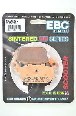 EBC Sintered Double-H Brake Pads - SFA358HH for 01-06 Honda NSS250 Reflex Apps.