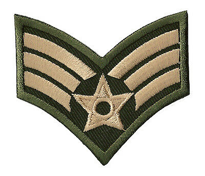 Patche écusson Army paintball thermo militaire hotfix patch badge tactical