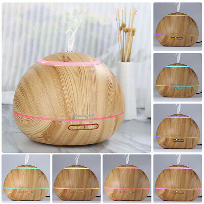 New Essential Oil Aroma Diffuser Ultrasonic Humidifier Air Mist Aromatherapy AUS
