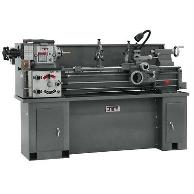 JET BDB-1340A Belt Drive Bench Lathe With ACU-RITE 200S DRO