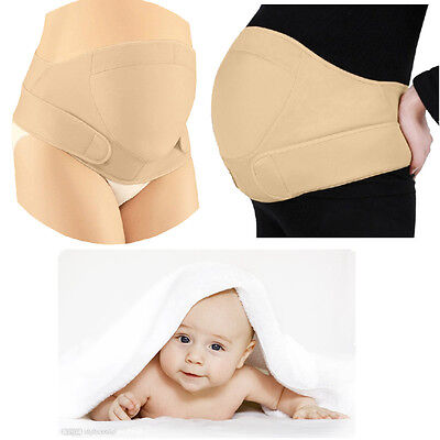 Adjustable Pregnancy Maternity Back Support Belt Bump Belly Waist Baby Strap