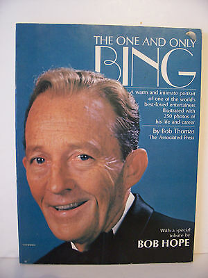 The One And Only Bing Crosby, Dixie Lee, Bob Thomas, White Christmas, USO Tour