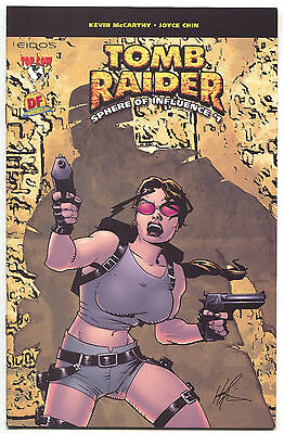 Tomb Raider Sphere Of Influence 1 A Image 2004 NM Dynamic Forces DF Variant
