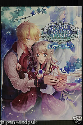 JAPAN SNOW BOUND LAND Official Art book