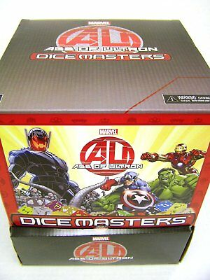 Marvel Dice Masters - Age of Ultron Gravity Feed Display+Starter Pack