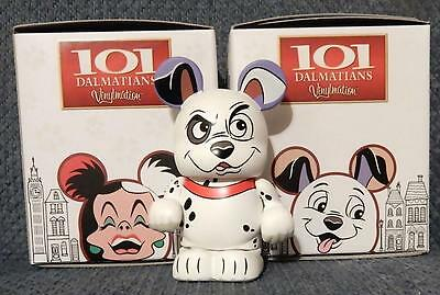 """NEW Disney 3""""  Vinylmation 101 Dalmations Patch The Chaser With Box"""