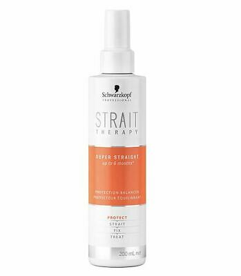 Schwarzkopf Strait Therapy Protection Balancer 200 ml