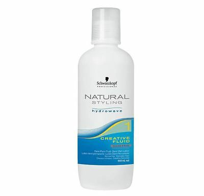 Schwarzkopf Natural Styling Creative Fluid 1 N 500 ml