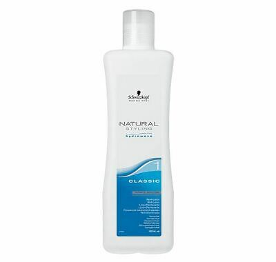 Schwarzkopf Natural Styling Well-Lotion Classic 1 1000 ml