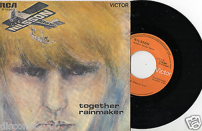 "NILSSON - Together / Rainmaker, SG 7"" SPAIN 1968 RARE"