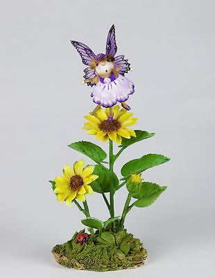 Wee Forest Folk LSB-04 My Little Social Butterfly Dancing Sunflower Event Ltd