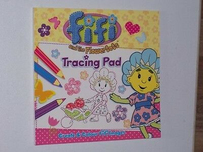 Fifi and the Flowertots Tracing Pad (2 of 2)