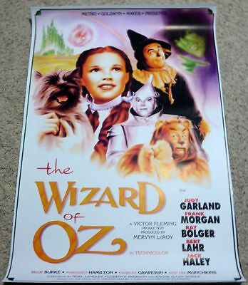 Wizard of Oz  -     27x40 movie poster - REPRINT