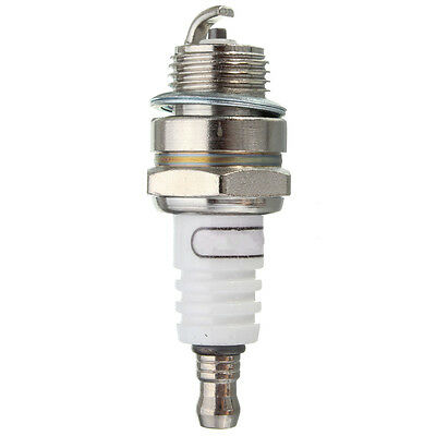1PC Spark Plug for 2-Stroke Lawnmower, Strimmer, Trimmer, Chainsaw 55mm