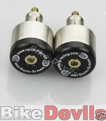 Ducati 848 2008-2012 R&G racing bar end weights sliders protector ends