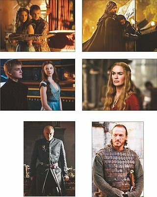 Game of Thrones Great New Postcard Set #1