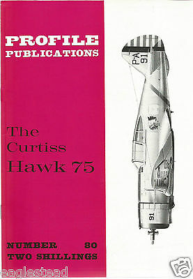 Aircraft Monograph - Curtiss - Hawk 75 - Profile Facts Summary (MN61)