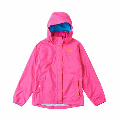 The North Face Girl Resolve Jacket Linaria Pink XL-18 (A1VCA3M-GXL)