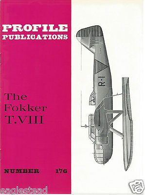 Aircraft Monograph - Fokker - T.VIII - Profile Facts Summary (MN79)