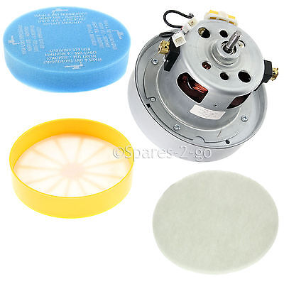 YDK YV2200 240V Type Motor Unit for DYSON DC04 + Washable Vacuum Filter Kit