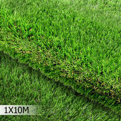 Artificial Grass 10 SQM Synthetic Artificial Turf Flooring 30mm Pile Green
