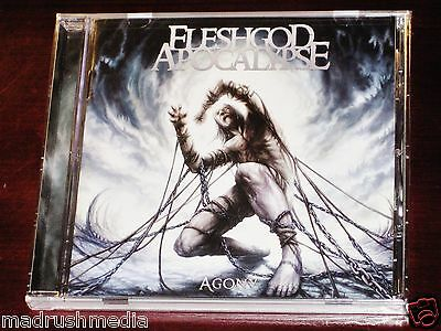 Fleshgod Apocalypse: Agony CD 2011 Nuclear Blast Records USA NB 2763-2 NEW