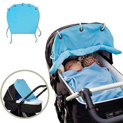 Practical Baby Universal Stroller Sun Shade Sun Protection Cover Wind Shield S