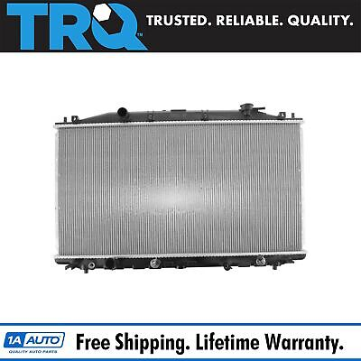 Radiator Assembly Aluminum Core Direct Fit for 09-14 Acura TSX 2.4L New