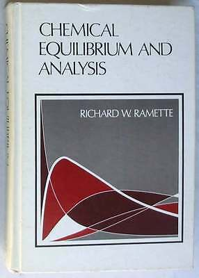 Chemical Equilibrium And Analysis - Richard W. Ramette - Addison-Wesley 765 Pág.