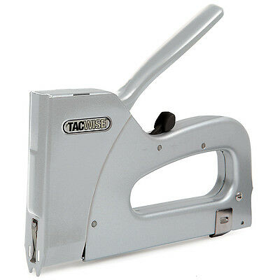Tacwise Combi Tacker Stapler CT45 & CT60 Network Telephone Coaxial Aerial Cables