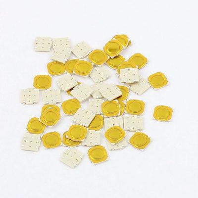 50 Pcs Momentary SMD Push Button Key Tact Tactile Switch 4.8x4.8mm