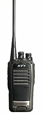 HYT TC620 UHF 4 WATT WALKIE-TALKIE TWO WAY RADIO FOR PUBS CLUBS & SECURITY x 1