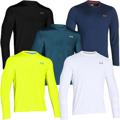 Under Armour 2016 Mens UA ColdGear Infrared Crew Pullover Thermal CN Sweater